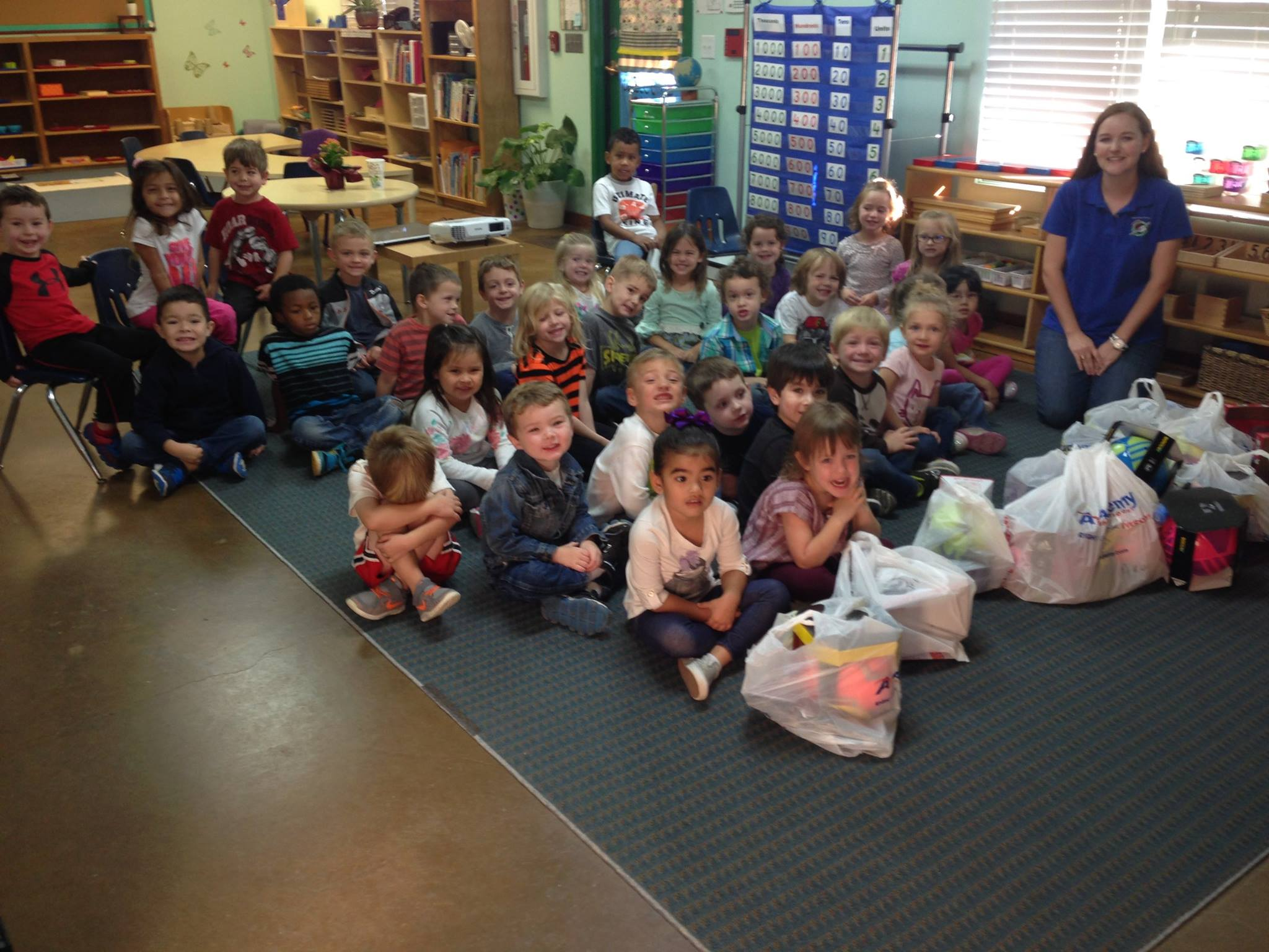 preschool midland tx community service projects midland montessori 106