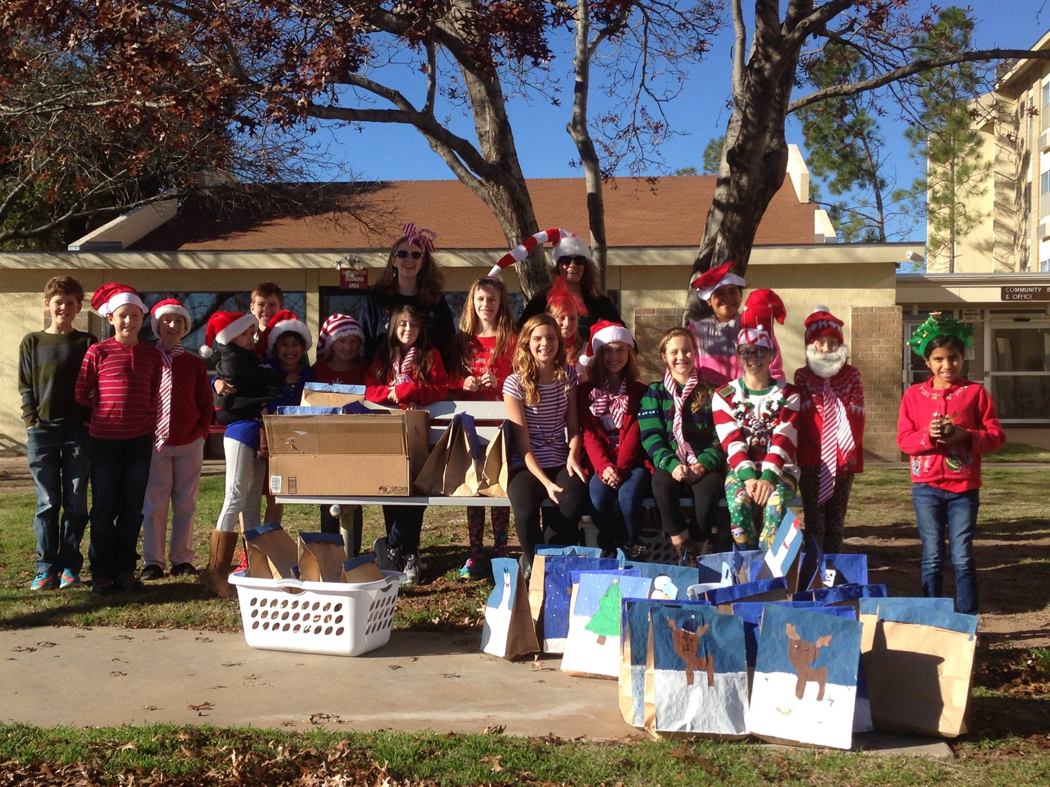 preschool midland tx community service projects midland montessori 463