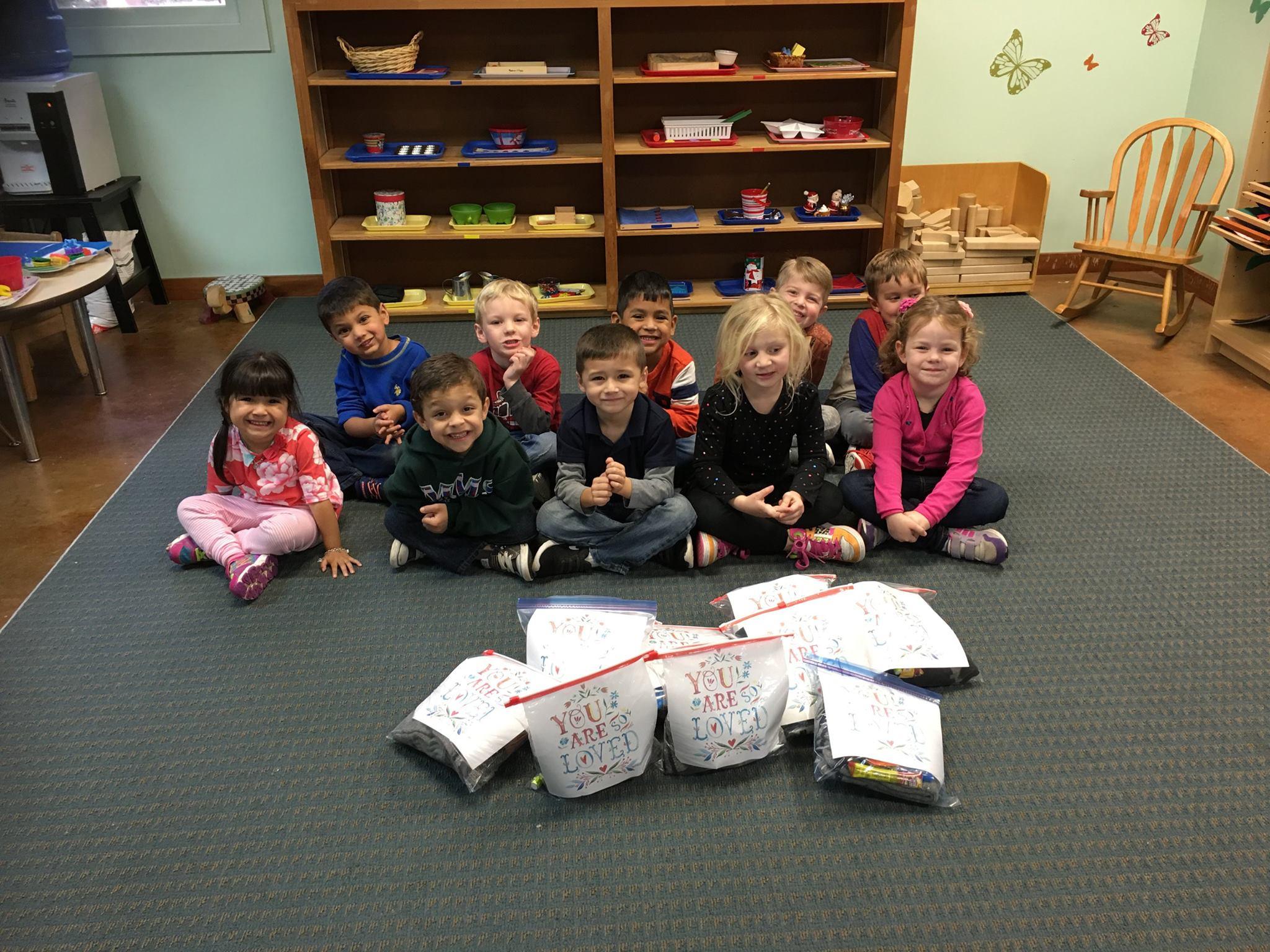 Community Service Projects - Midland Montessori